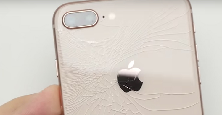 best website 17169 2a1b0 Replacing the rear glass of iPhone 8 and iPhone 8 Plus can cost up ...